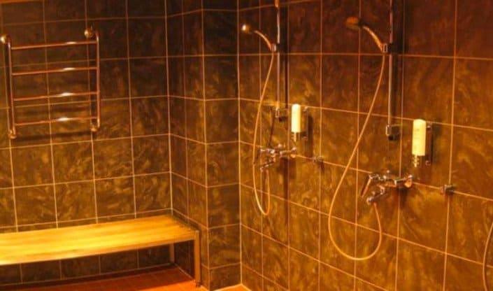 24basement sauna