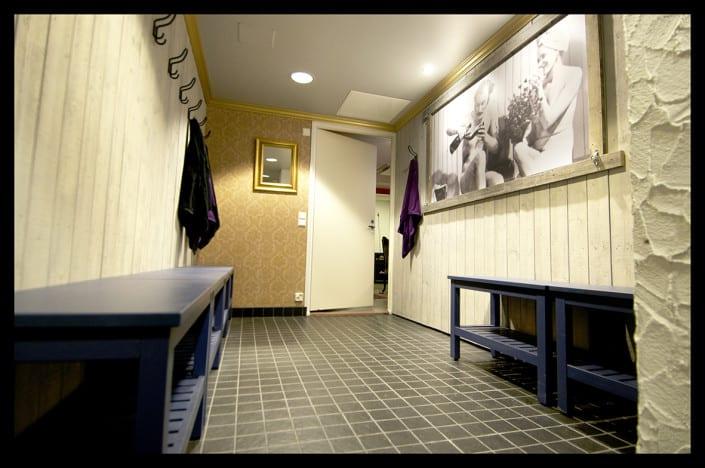 Bar Loosisterin sauna