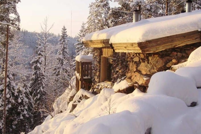 Kannonnokka sauna