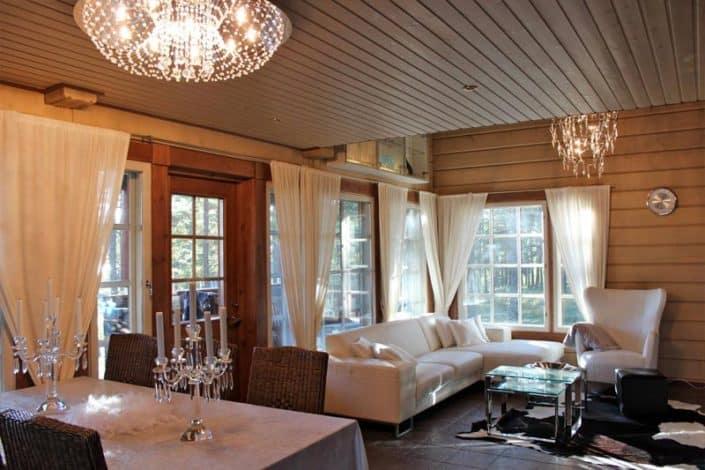 Villa kajuutta – sauna