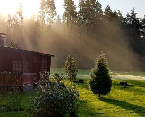 Loimijoki Golf Sauna- ja kokoustilat