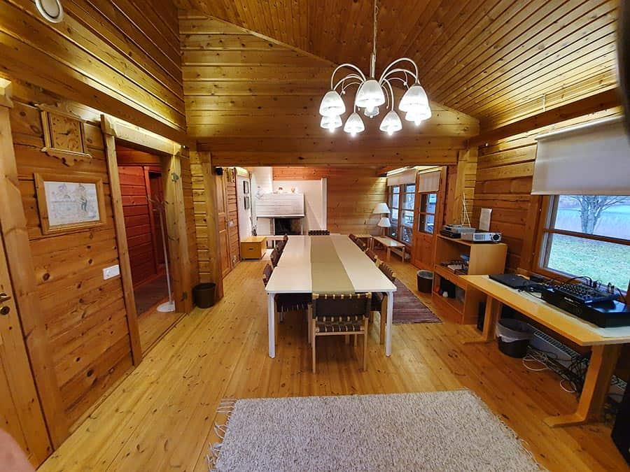 Tallisaaren sauna