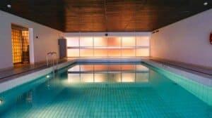 Nuuksion ranta - sauna ja uima-allas