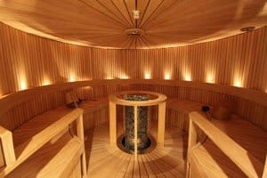 Aalto Inn Sauna