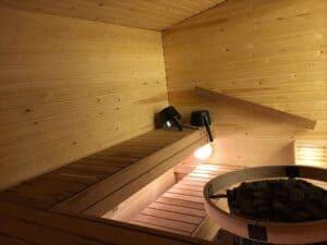 Aasa sauna