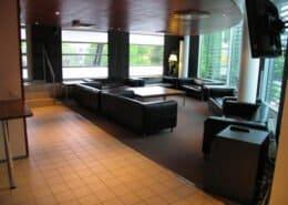 Arena Center VIP-saunaosasto