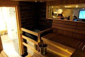 Davisto sauna