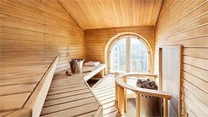 Erottajan kasino sauna