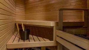 Hotelli Katajakokka sauna
