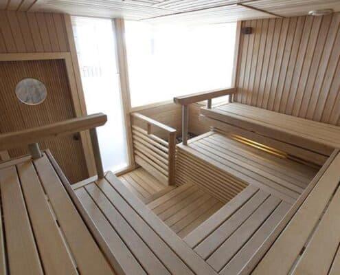 rtechnopolis Otaniemi | Sauna