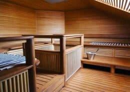 Top Lounges saunatila