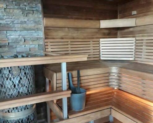 Vanajan parven sauna