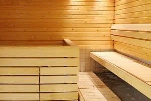 Vuosaaren Urheilutalon sauna